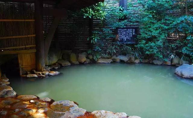 黑川温泉的矿泉浴场_图1-1