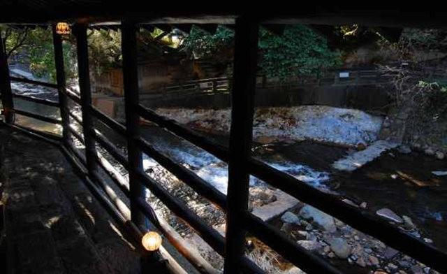 黑川温泉的矿泉浴场_图1-8