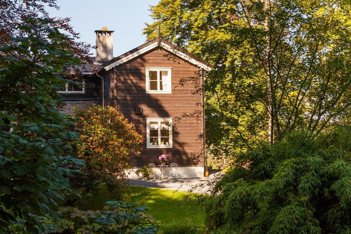 挪威作曲家爱德华-格里格,故居环境很漂亮_图1-10
