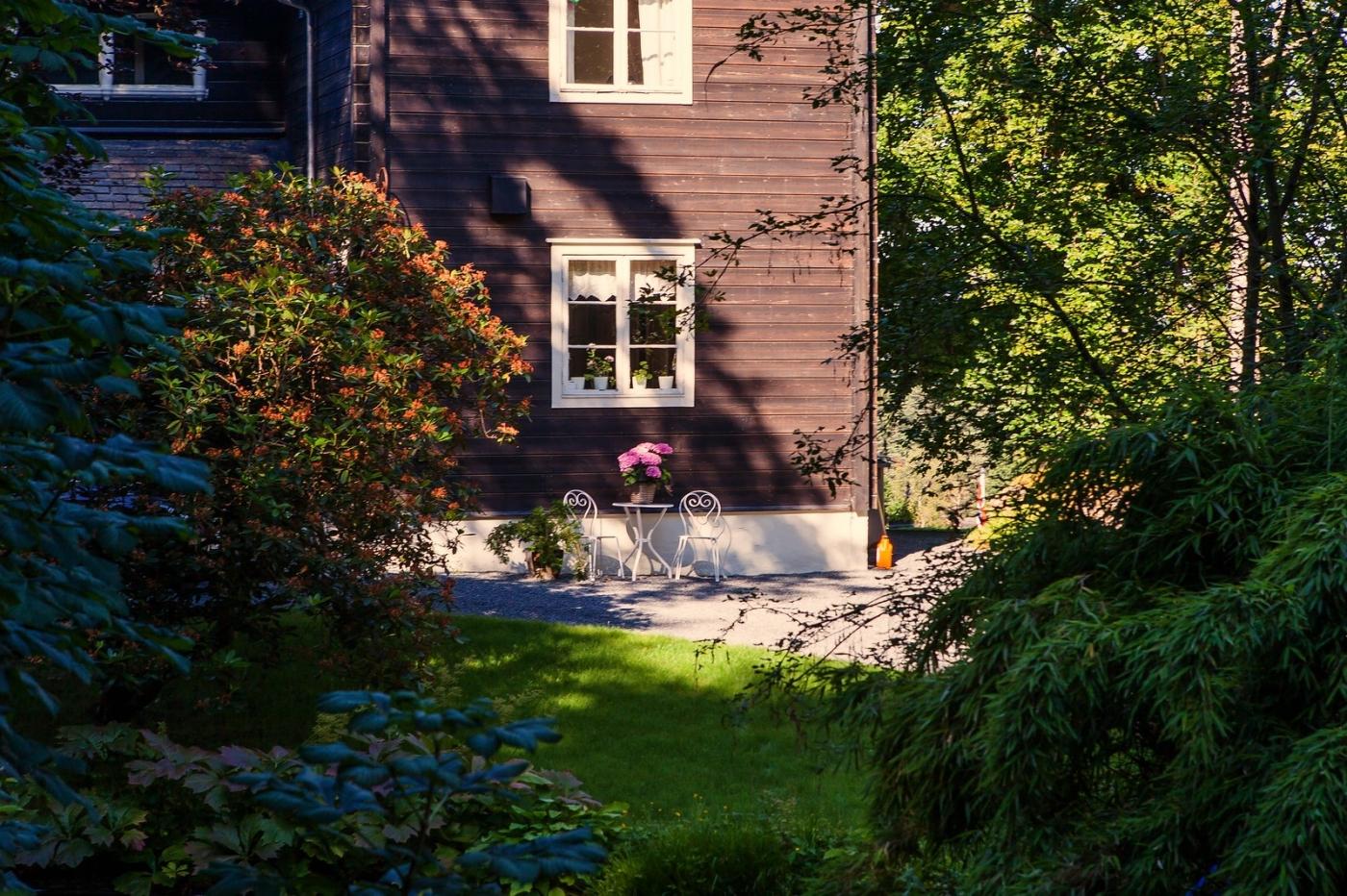 挪威作曲家爱德华-格里格,故居环境很漂亮_图1-7