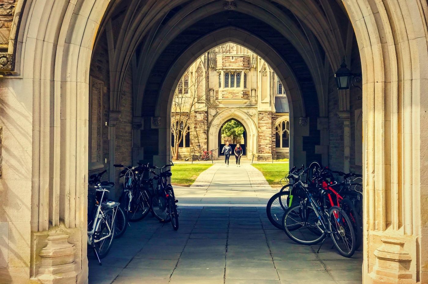 普林斯顿大学,来自手机里的影像_图1-3