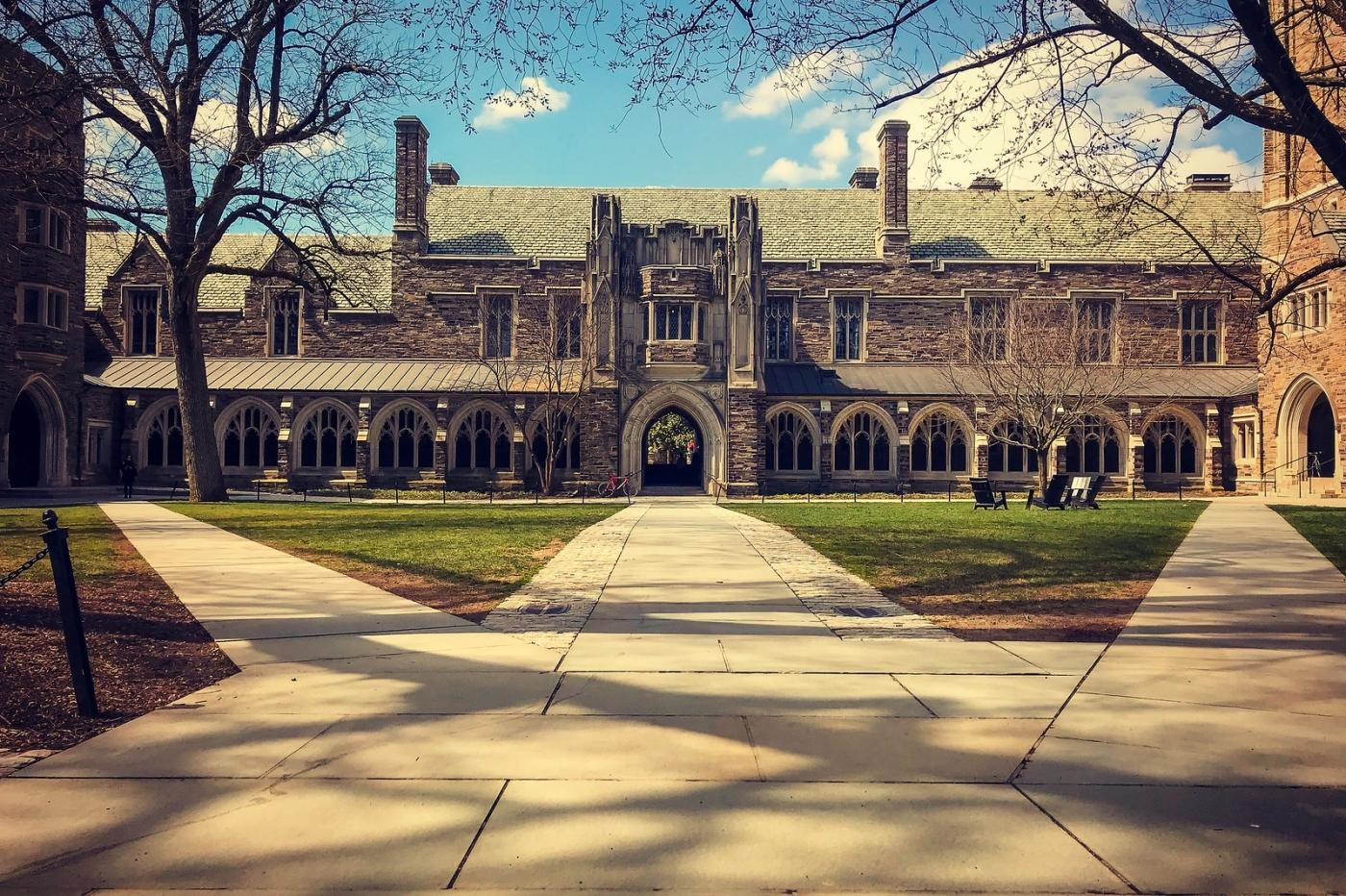普林斯顿大学,来自手机里的影像_图1-4