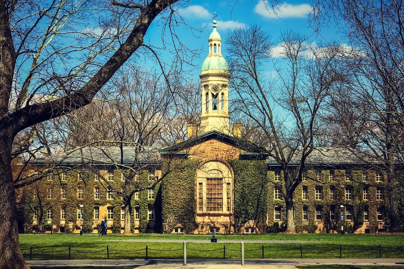普林斯顿大学,来自手机里的影像_图1-6