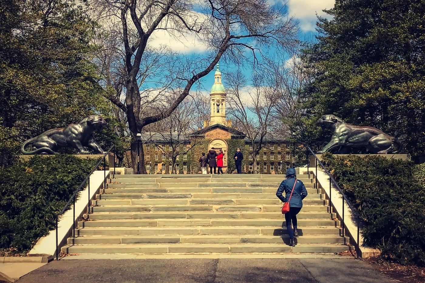 普林斯顿大学,来自手机里的影像_图1-5