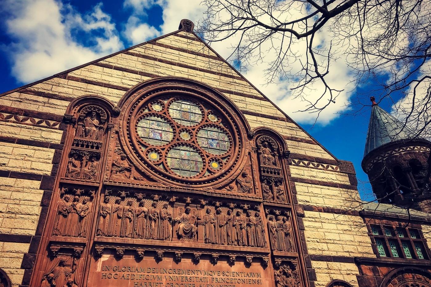 普林斯顿大学,来自手机里的影像_图1-7
