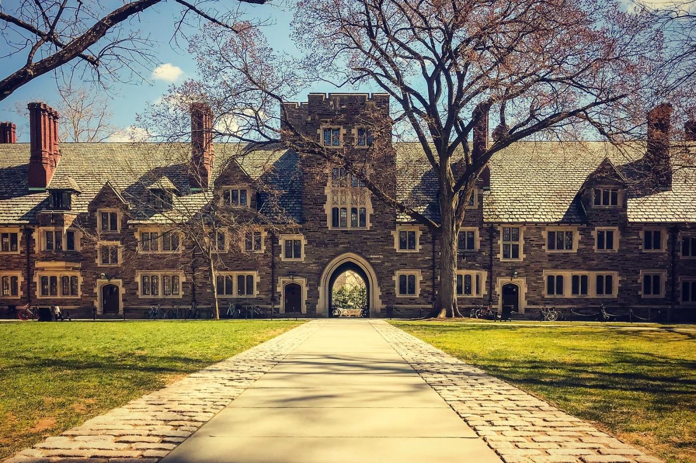 普林斯顿大学,来自手机里的影像_图1-8