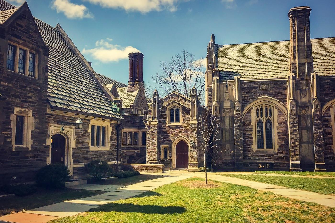 普林斯顿大学,来自手机里的影像_图1-9