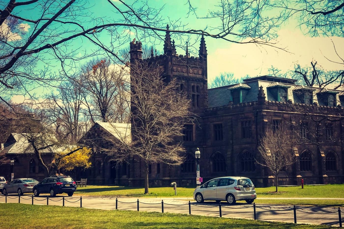 普林斯顿大学,来自手机里的影像_图1-10