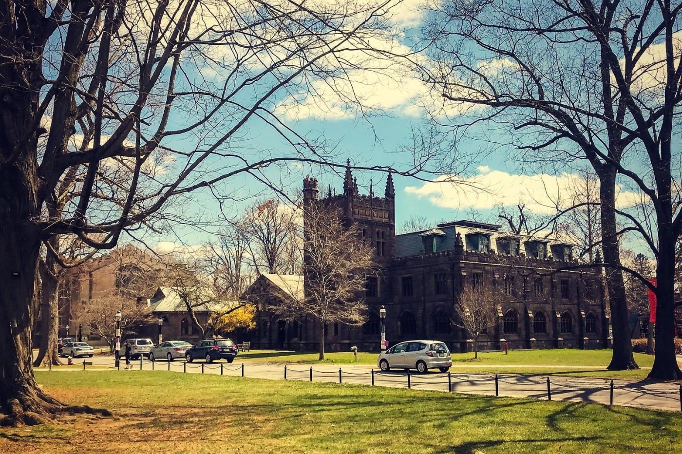 普林斯顿大学,来自手机里的影像_图1-11