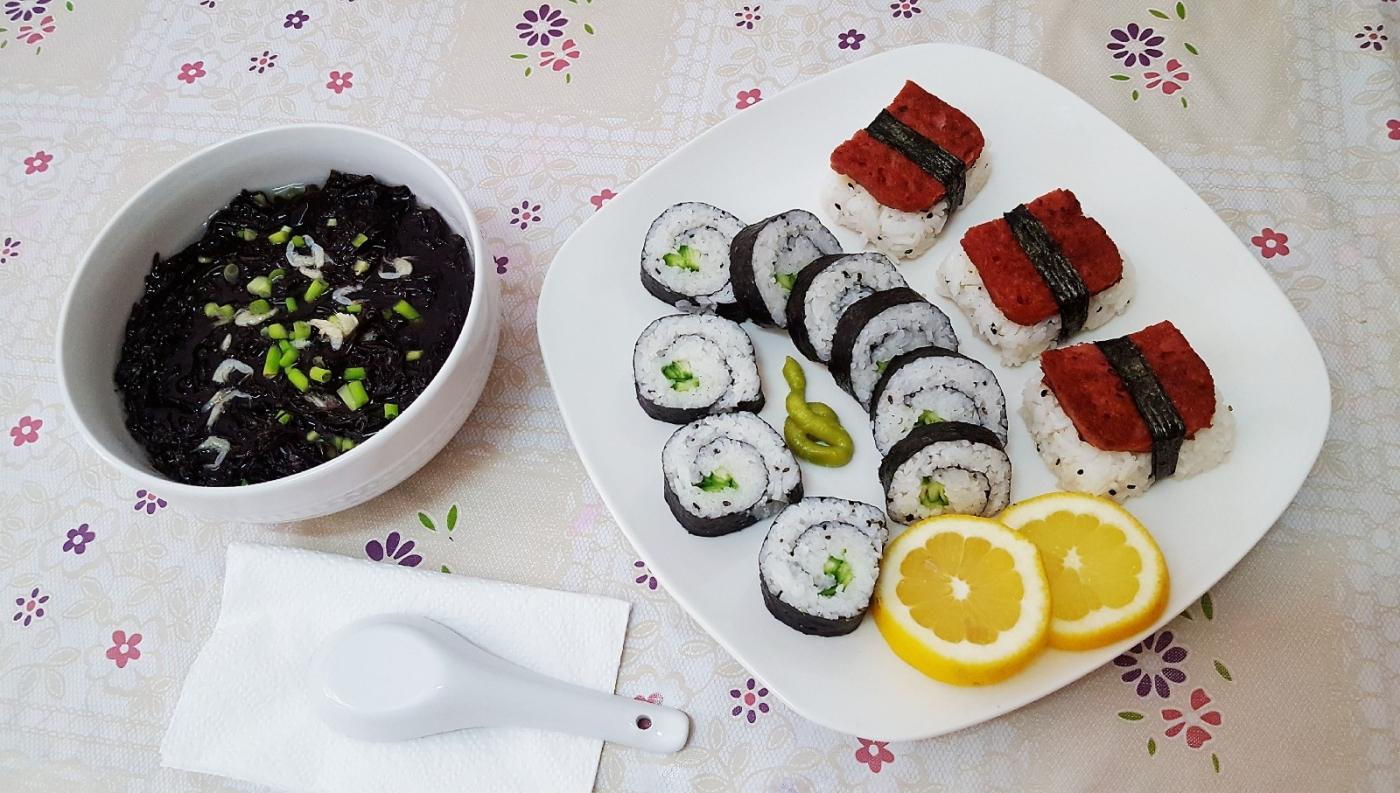 [田螺随拍]分享我做给女儿吃的夏日午餐三_图1-4