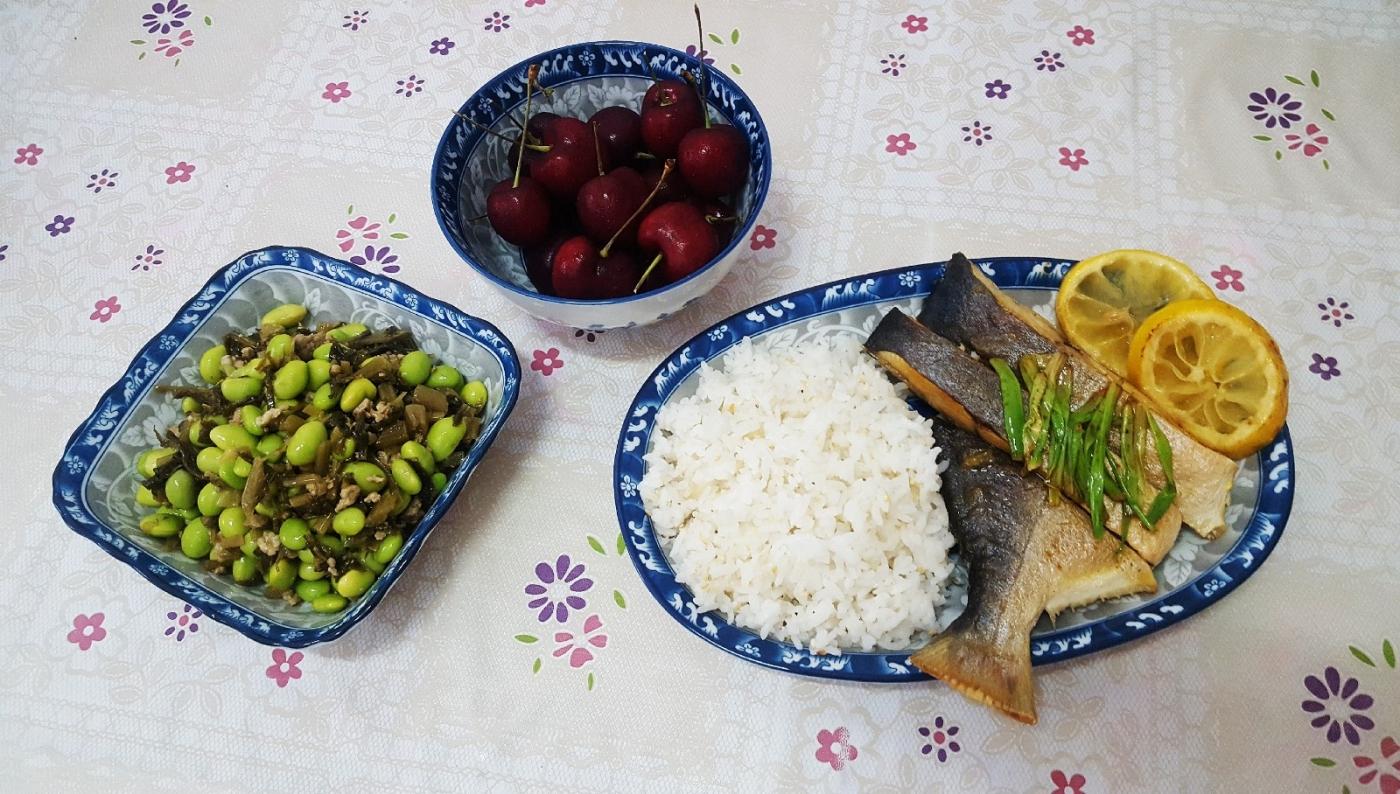[田螺随拍]分享我做给女儿吃的夏日午餐三_图1-7