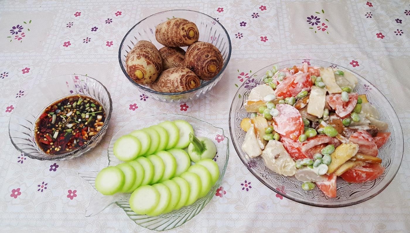 [田螺随拍]分享我做给女儿吃的夏日午餐三_图1-9