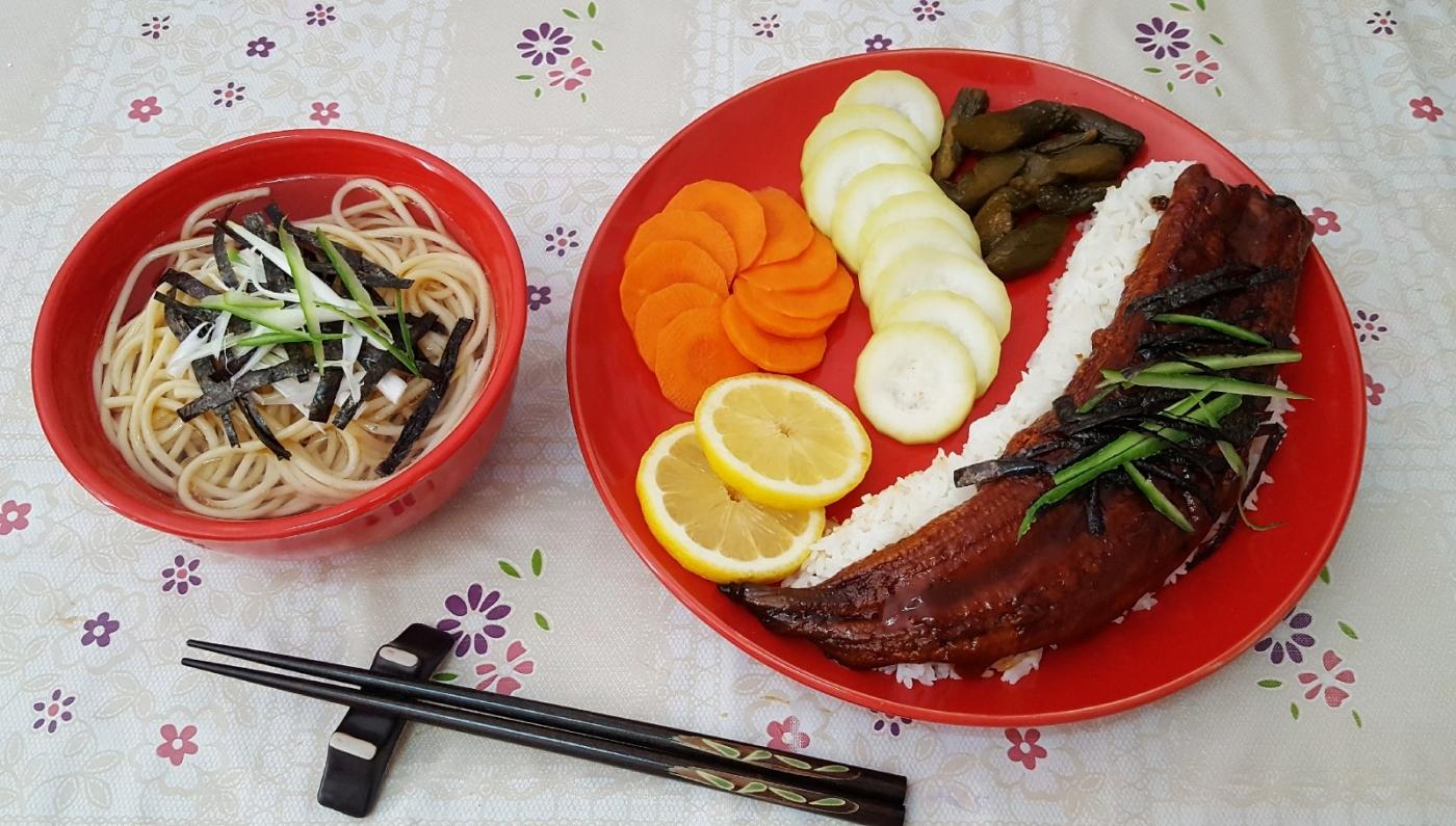 [田螺随拍]分享我做给女儿吃的夏日午餐三_图1-10