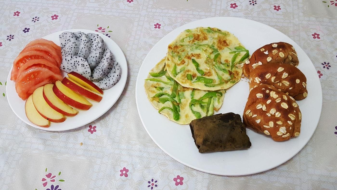 [田螺随拍]分享我做给女儿吃的夏日午餐三_图1-11