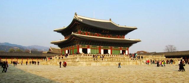 首尔----韩国的首都_图1-1