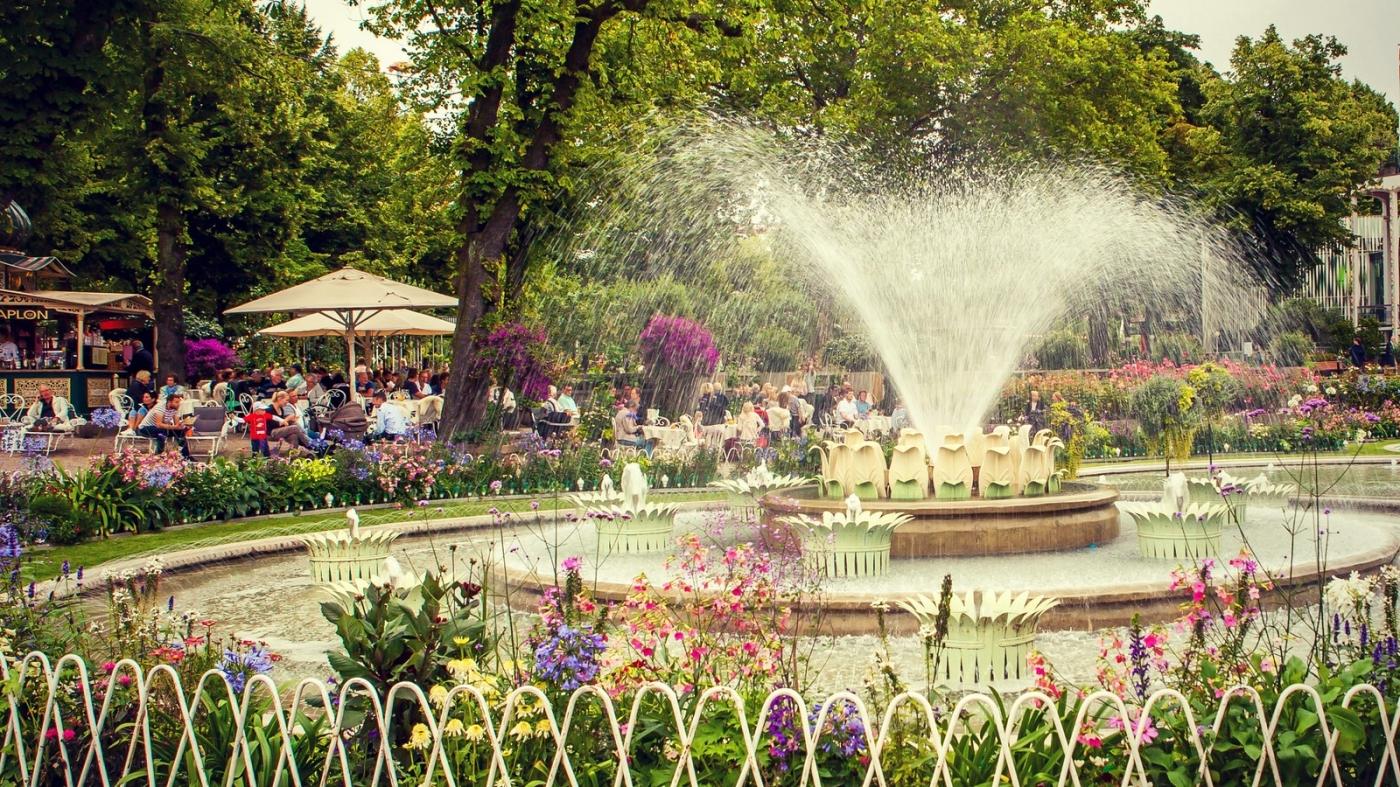 哥本哈根趣伏里古老主题公园,园内中国元素_图1-19
