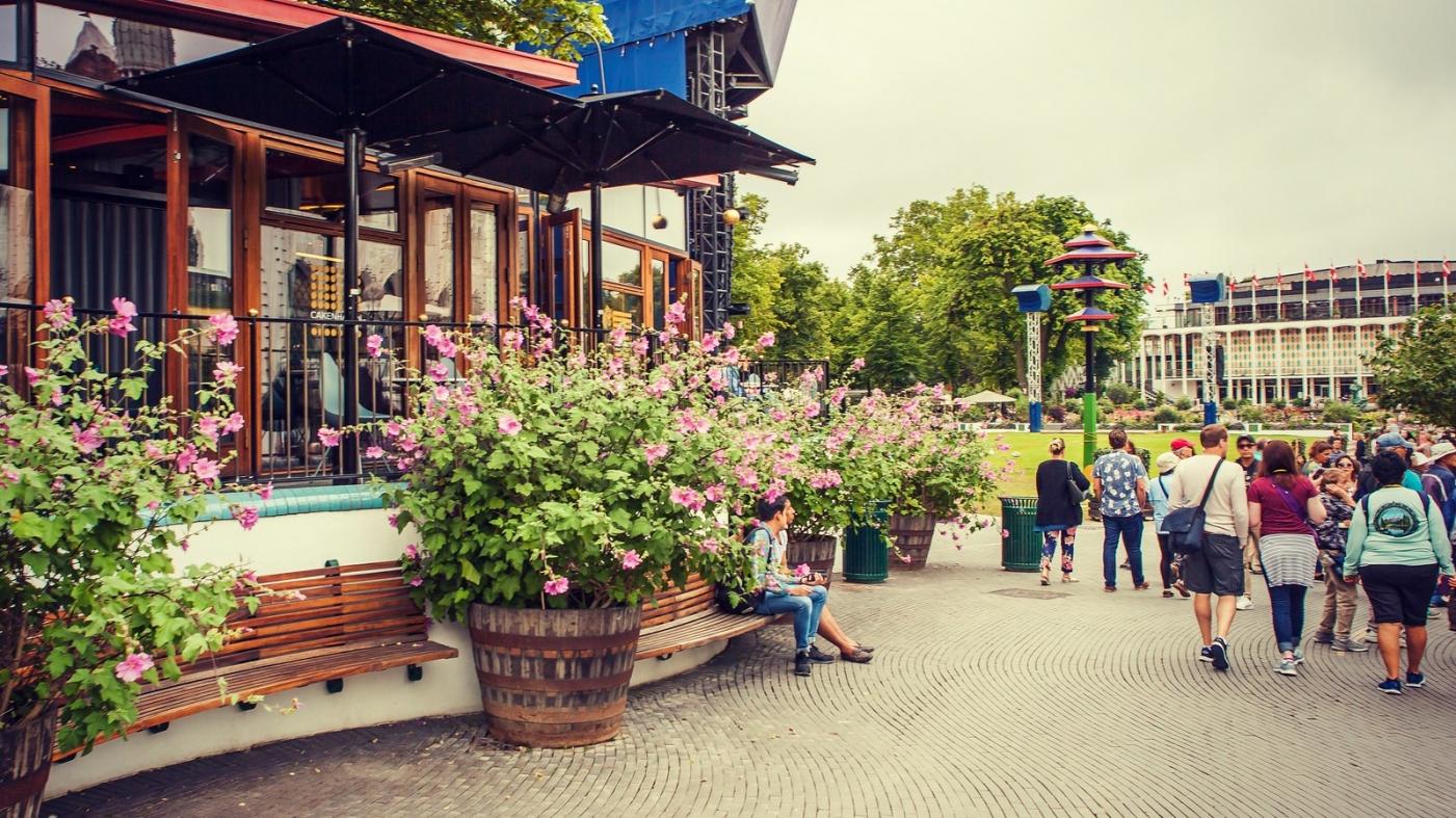 哥本哈根趣伏里古老主题公园,园内中国元素_图1-16