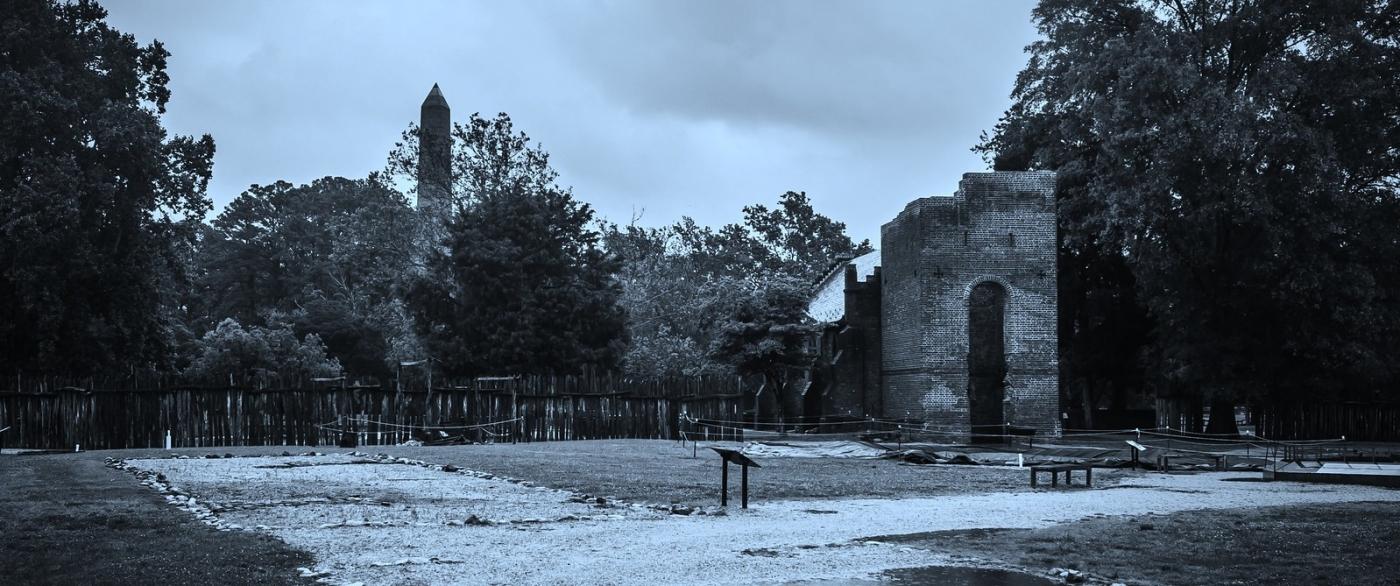 詹姆斯敦殖民地公园,认识那段历史_图1-13