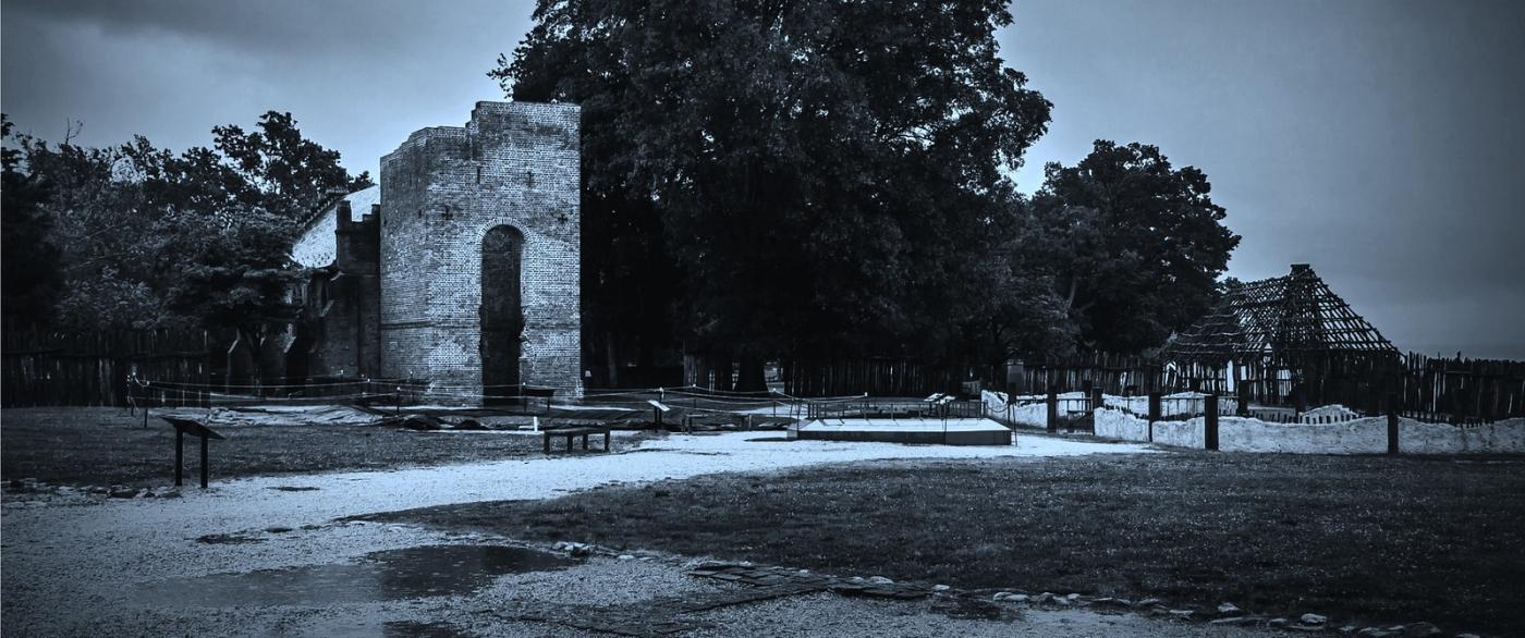詹姆斯敦殖民地公园,认识那段历史_图1-14