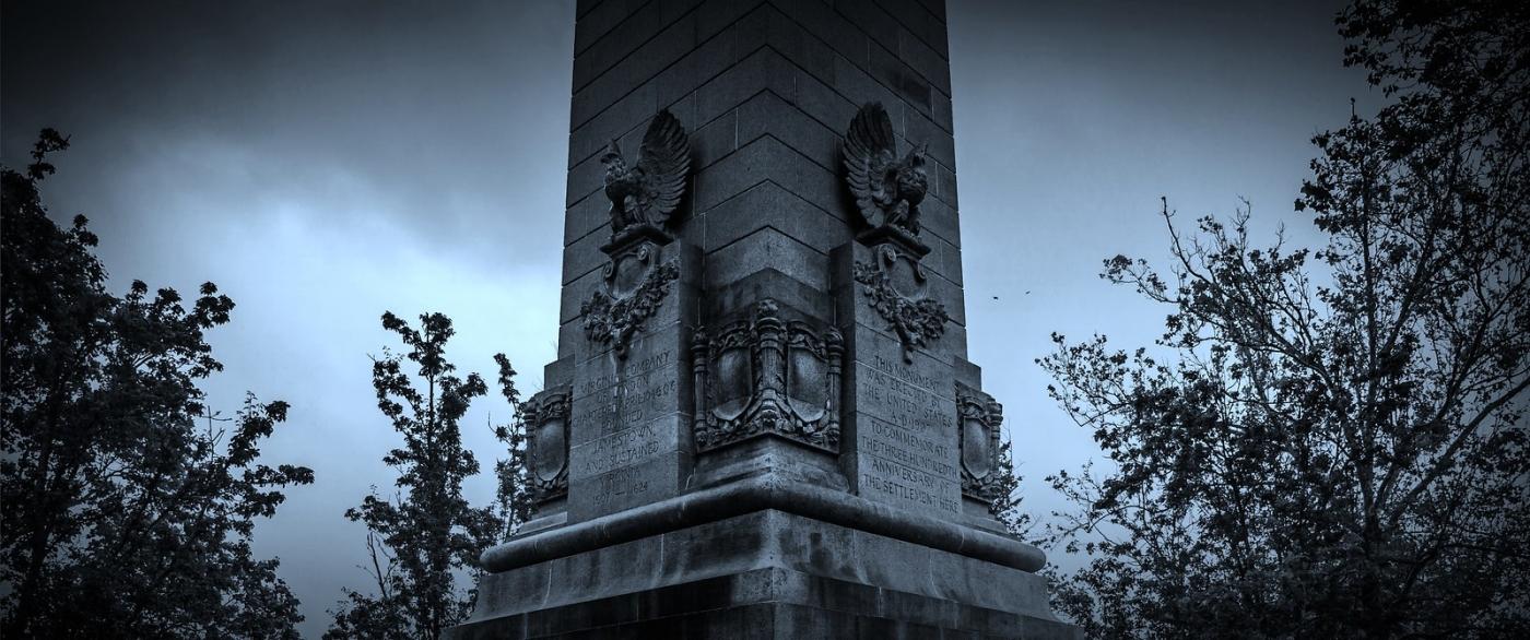 詹姆斯敦殖民地公园,认识那段历史_图1-1