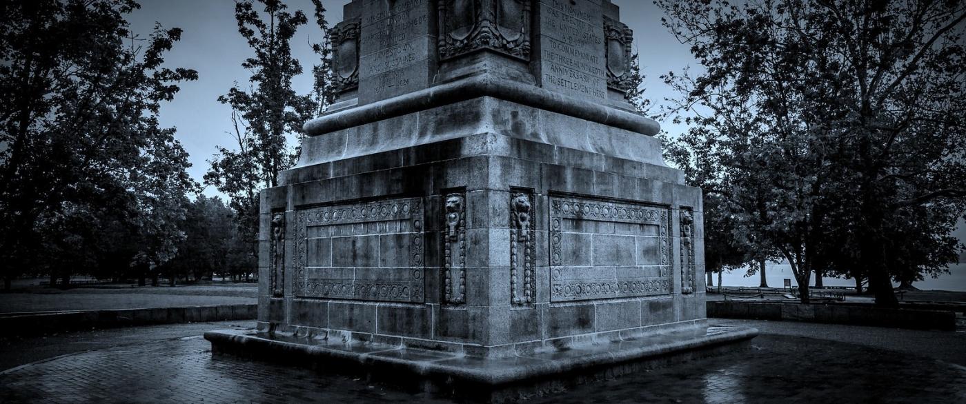 詹姆斯敦殖民地公园,认识那段历史_图1-12