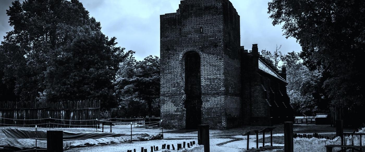 詹姆斯敦殖民地公园,认识那段历史_图1-6