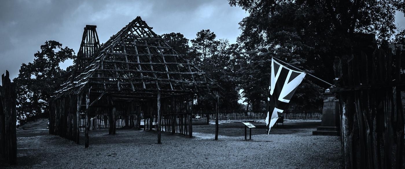 詹姆斯敦殖民地公园,认识那段历史_图1-10