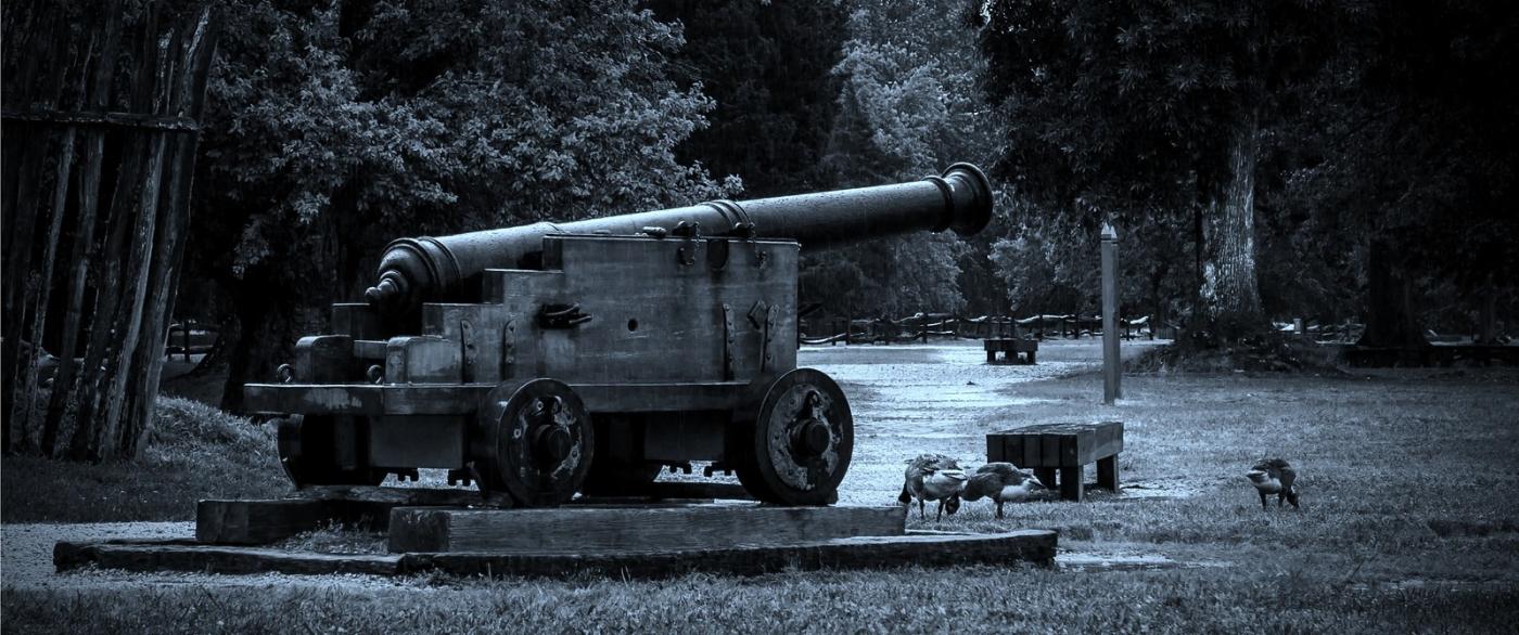詹姆斯敦殖民地公园,认识那段历史_图1-11