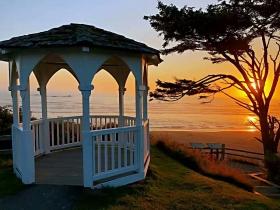 华盛顿州福克思海边暑假游(图)