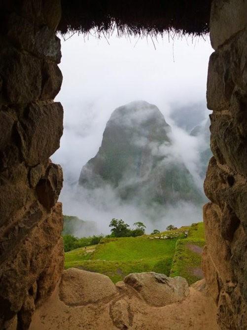 印加帝国遗迹-----马丘比丘_图1-3