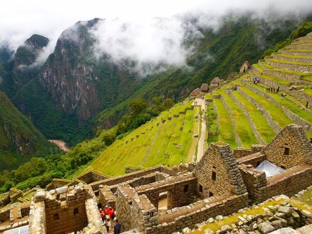 印加帝国遗迹-----马丘比丘_图1-10