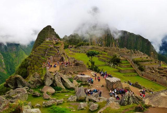 印加帝国遗迹-----马丘比丘_图1-11