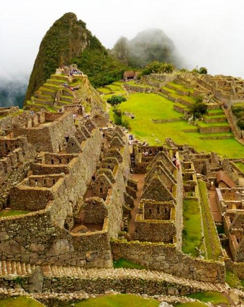 印加帝国遗迹-----马丘比丘_图1-17
