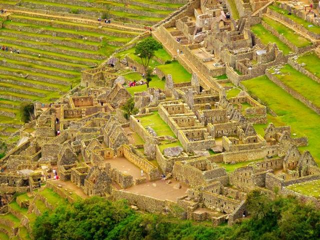 印加帝国遗迹-----马丘比丘_图1-21