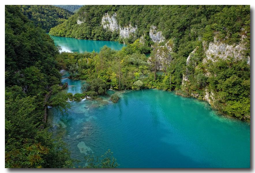 《酒一船摄影》:克罗地亚十六湖印像_图1-3