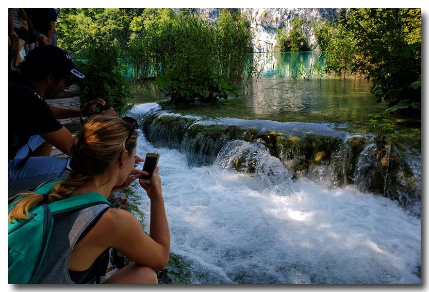 《酒一船摄影》:克罗地亚十六湖印像_图1-12