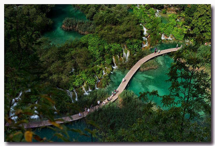《酒一船摄影》:克罗地亚十六湖印像_图1-23