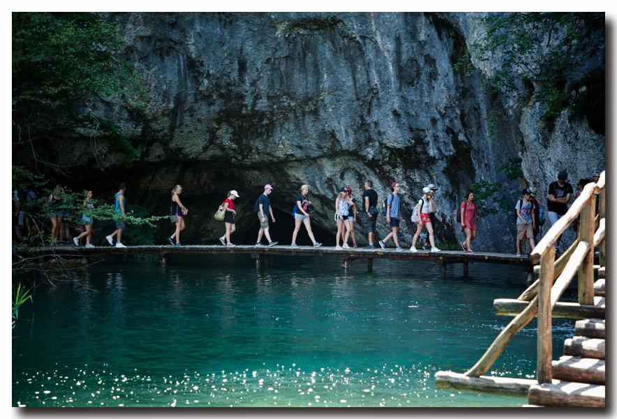 《酒一船摄影》:克罗地亚十六湖印像_图1-26