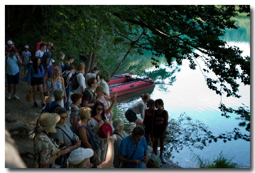 《酒一船摄影》:克罗地亚十六湖印像_图1-27
