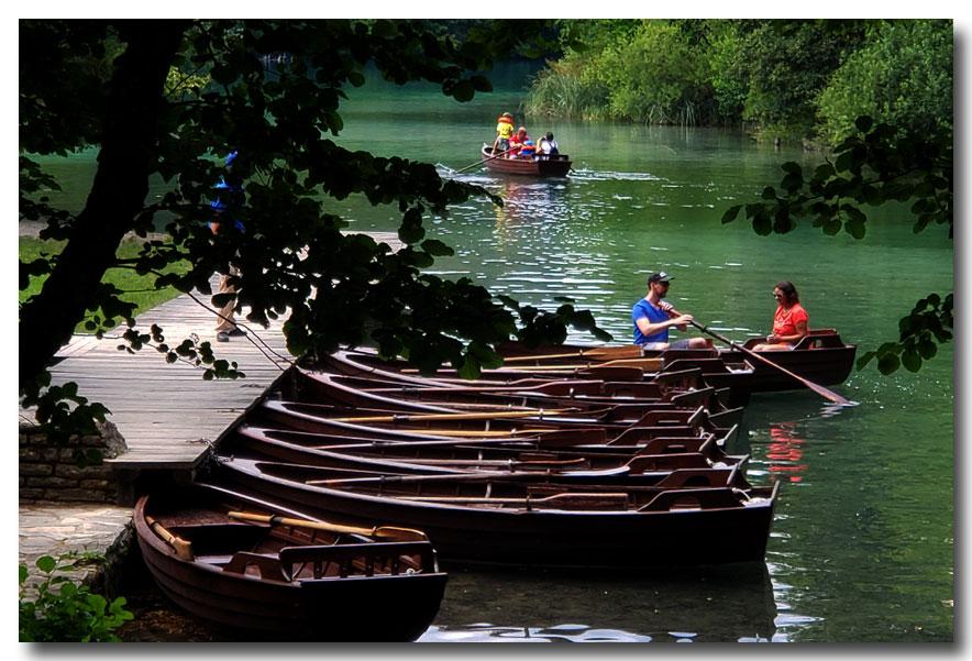 《酒一船摄影》:克罗地亚十六湖印像_图1-34
