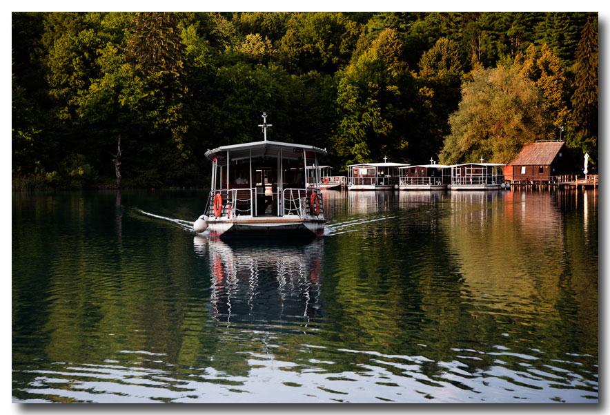 《酒一船摄影》:克罗地亚十六湖印像_图1-35