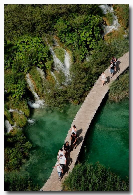 《酒一船摄影》:克罗地亚十六湖印像_图1-24