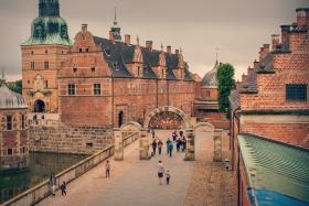 丹麦腓特烈堡城堡,辉煌的建筑