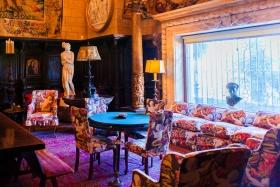 加州赫斯特城堡,主人的藏品很