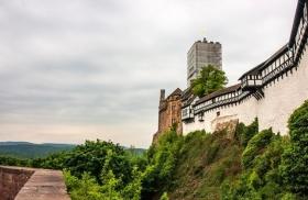 瓦尔特堡城堡---见证德国绚烂