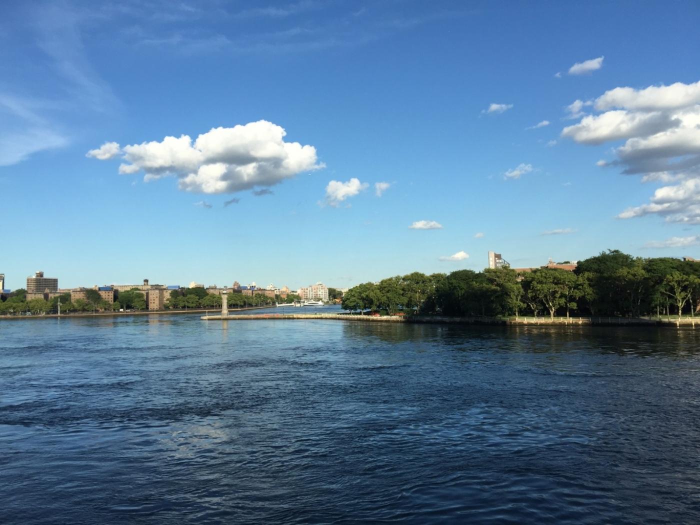 回头一瞅 美在东河 Manhattan East River_图1-6