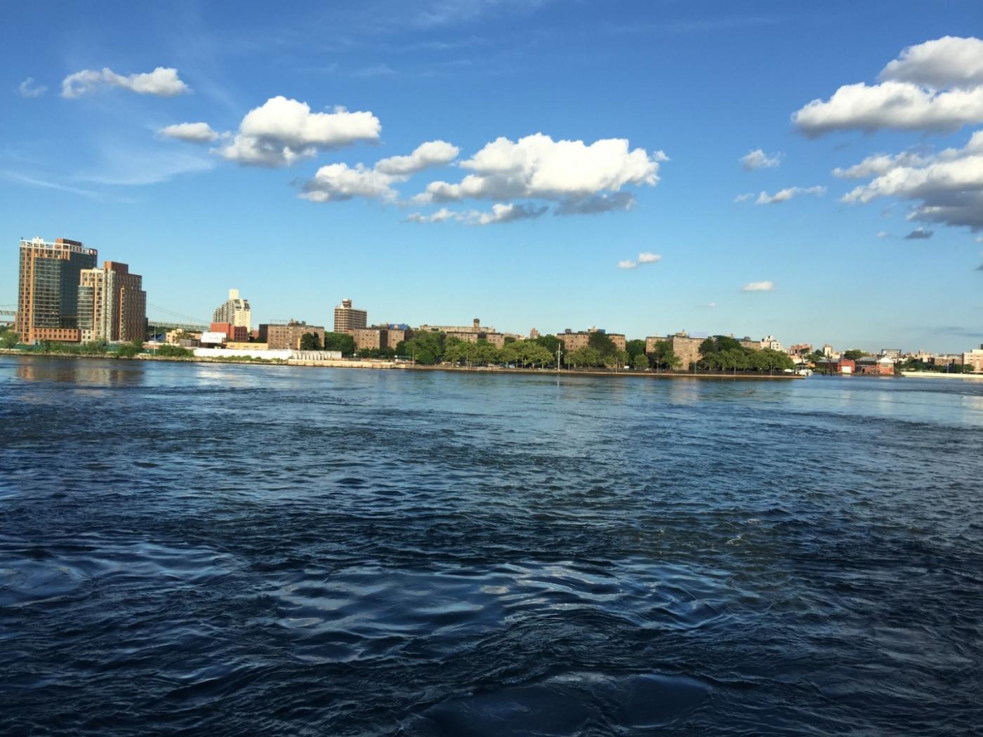 回头一瞅 美在东河 Manhattan East River_图1-7