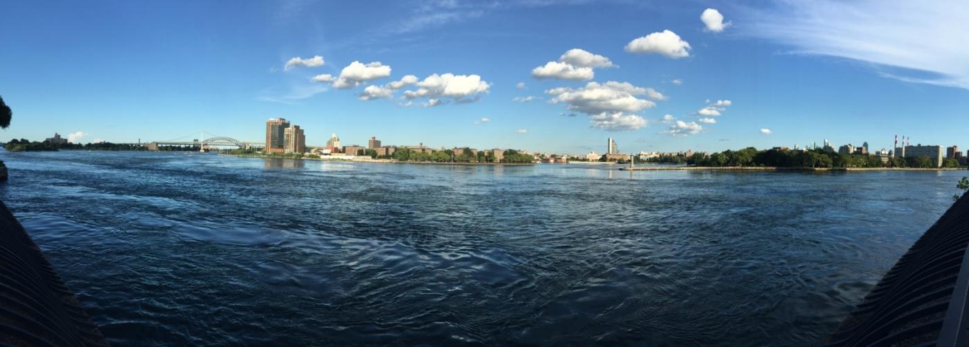 回头一瞅 美在东河 Manhattan East River_图1-8