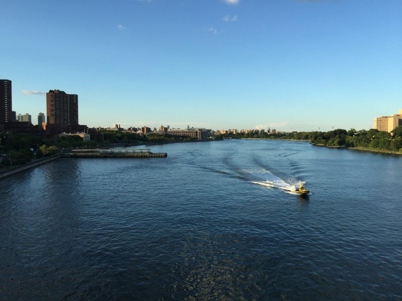 回头一瞅 美在东河 Manhattan East River_图1-15