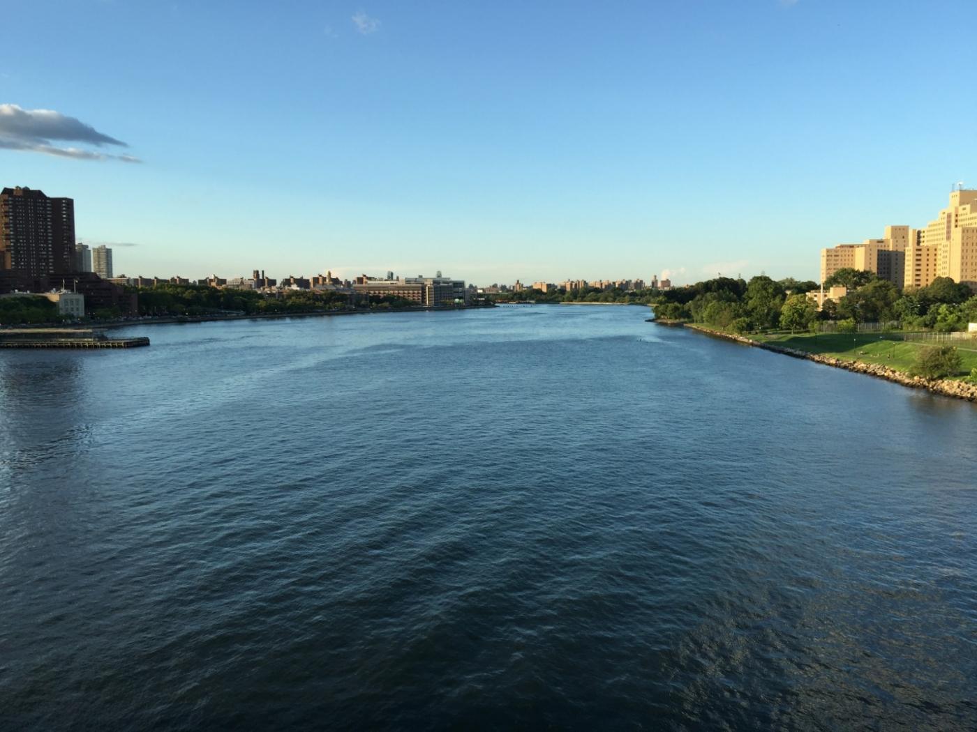 回头一瞅 美在东河 Manhattan East River_图1-16